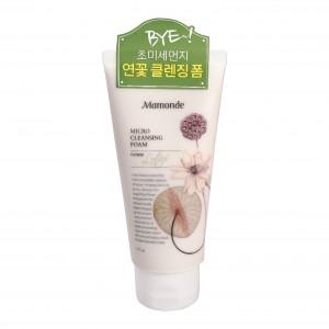Пенка для умывания Lotus Micro Cleansing Foam Mamonde