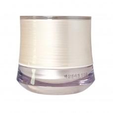 Крем для лица анти-возрастной отбеливающий  White Ginseng  Collagen Pearl Capsule Cream  The Face Shop