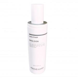 Лечебная эмульсия для лица  Lacto-Fresh Emulsion Proud Mary
