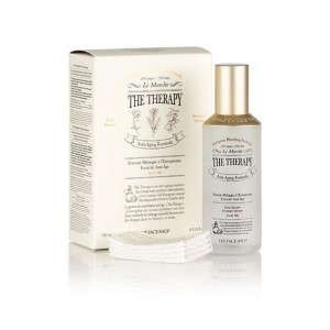Набор по уходу за лицом The Therapy First Serum Special Set The Face Shop