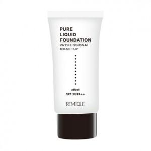 Тональный крем Pure Liquid Foundation Remeque