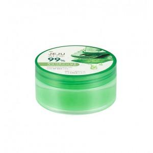 Гель для лица и тела универсальный Jeju Aloe Fresh Soothing Gel