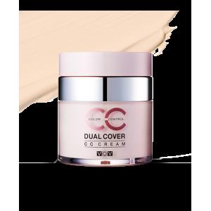 Тональный СС-крем Dual Cover CC Cream VOV