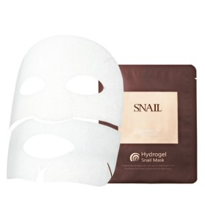 Маска для лица. Snail Hydrogel Mask VOV